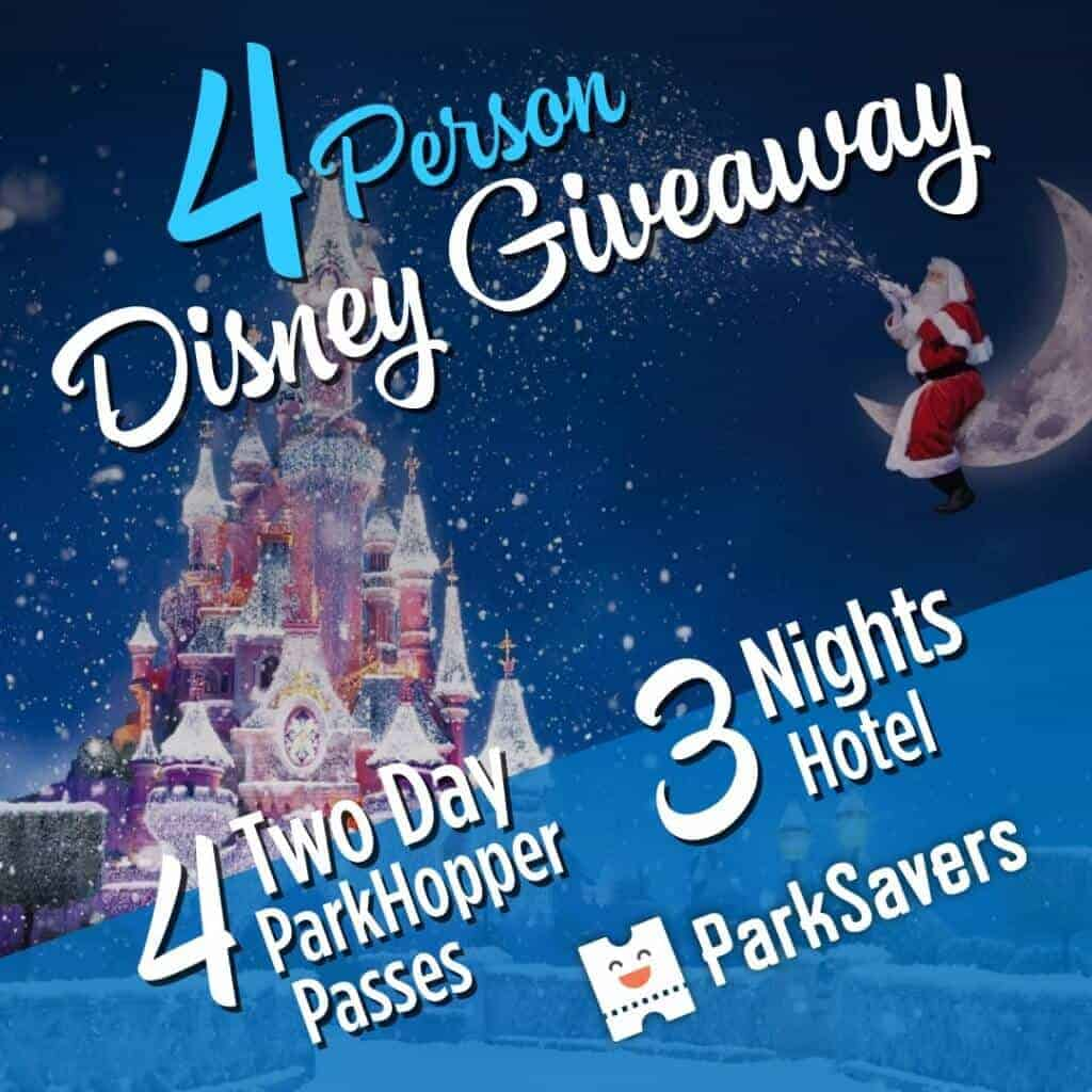 Disney Vacation Giveaway!