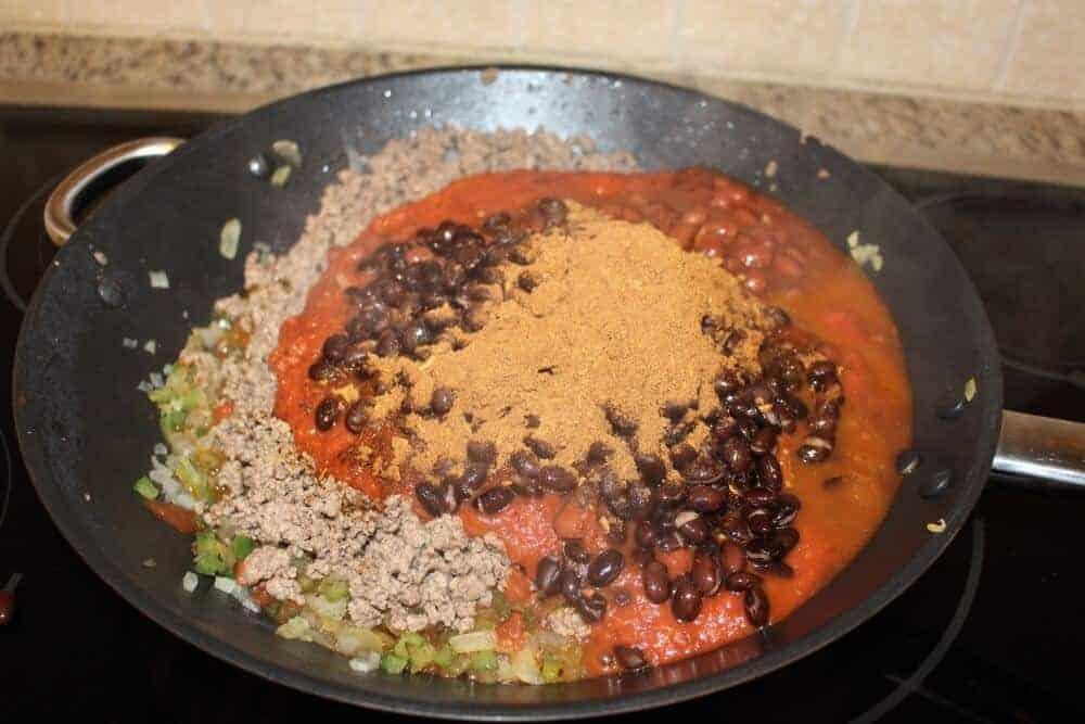 Easy one pot chili recipe
