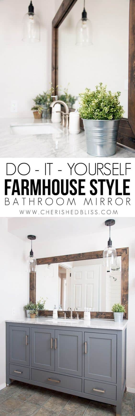 DIY Farmhouse Decor Projects for the Fixer Upper Look - Princess ...