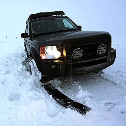 GoTreads Emergency Automotive Traction Tool via Amazon | Winning Winter Weather Hacks
