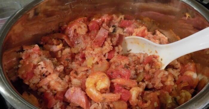 Instant Pot Shrimp Gumbo by One Crazy House | 12 Favorite Instapot Recipes