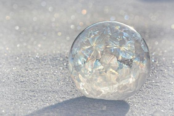Learn How to Blow Frozen Bubbles from About.com | Winning Winter Weather Hacks