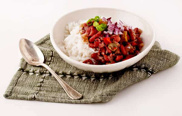 Red Beans and Rice Pressure Cooker Recipe by Southern Living | 12 Favorite Instapot Recipes