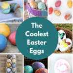 The Coolest Easter Egg Decorating Ideas | Princess Pinky Girl
