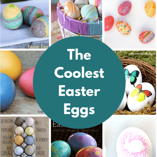 The Coolest Easter Egg Ideas