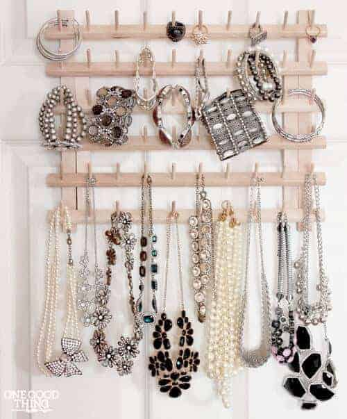 Jewelry Organizer by One Good Thing by Jillee