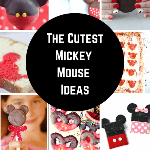 Mickey Mouse Treats & DIY Ideas that You Will Adore