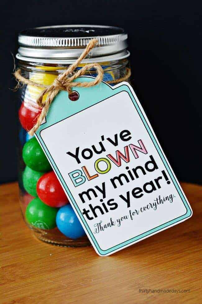 best teacher appreciation gift ideas princess pinky girl