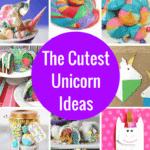 Whimsical DIY Unicorn Ideas