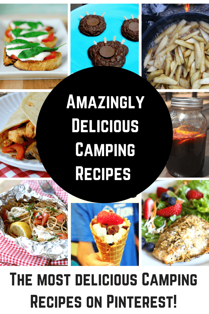 The Very Best Camping Recipes Princess Pinky Girl
