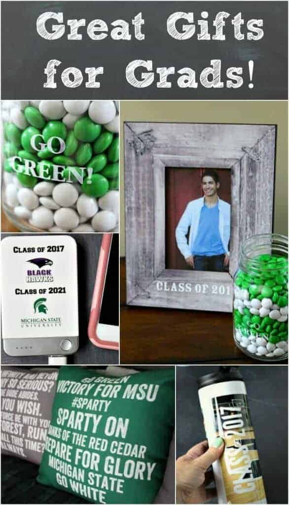Great gifts for Grads - Easy Personalized Gifts for Graduates