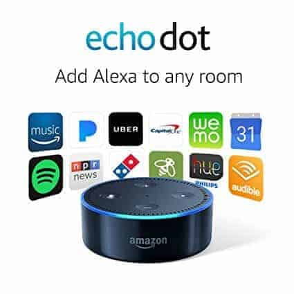 Echo Dot | Great Graduation Gift Ideas