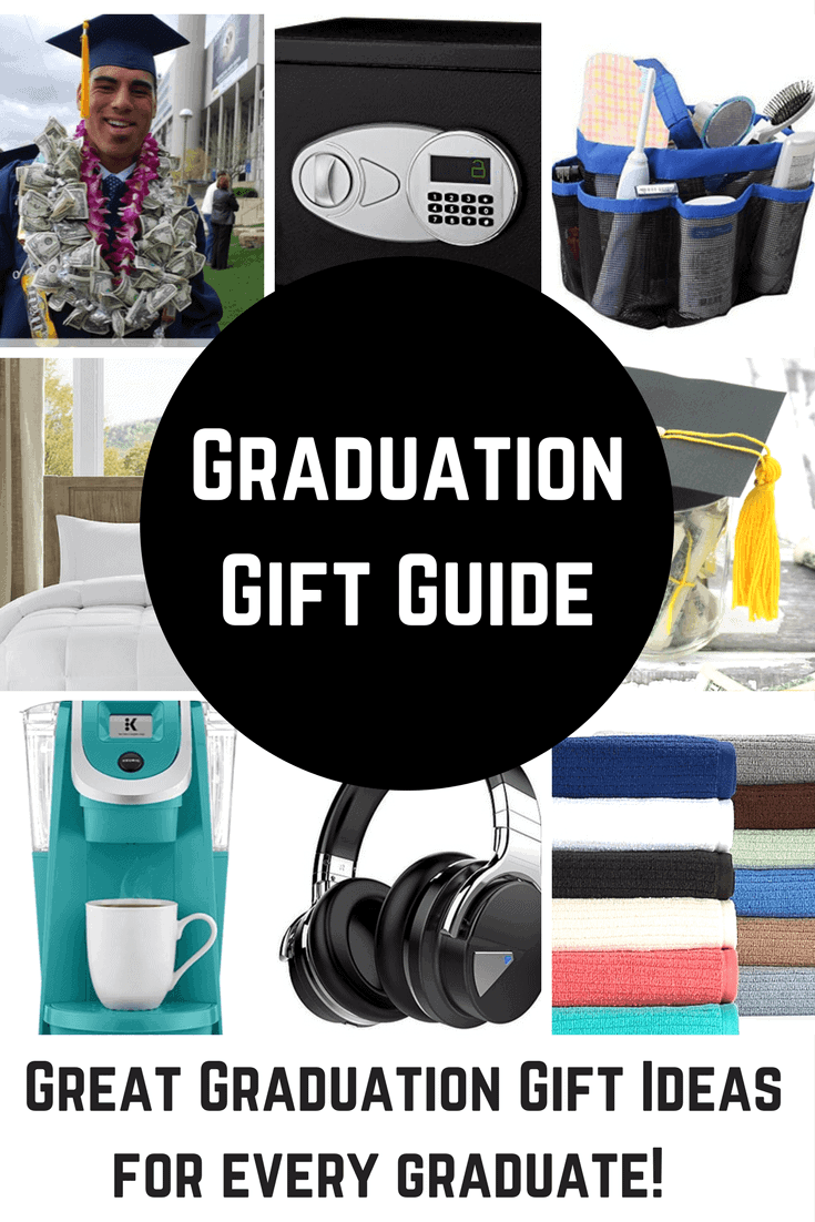 Great Graduation Gift Ideas for grads and gift guide