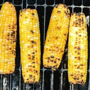 Grilled Corn on the Cob square