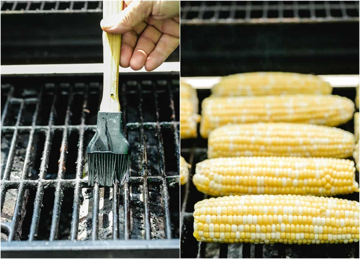 How to make Grilled Corn on the Cob