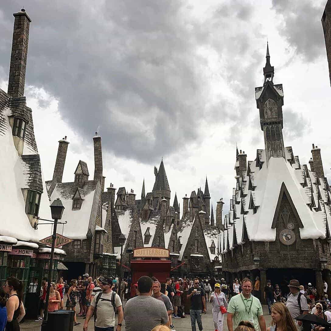 The Wizarding World of Harry Potter at Universal Orlando Resorts