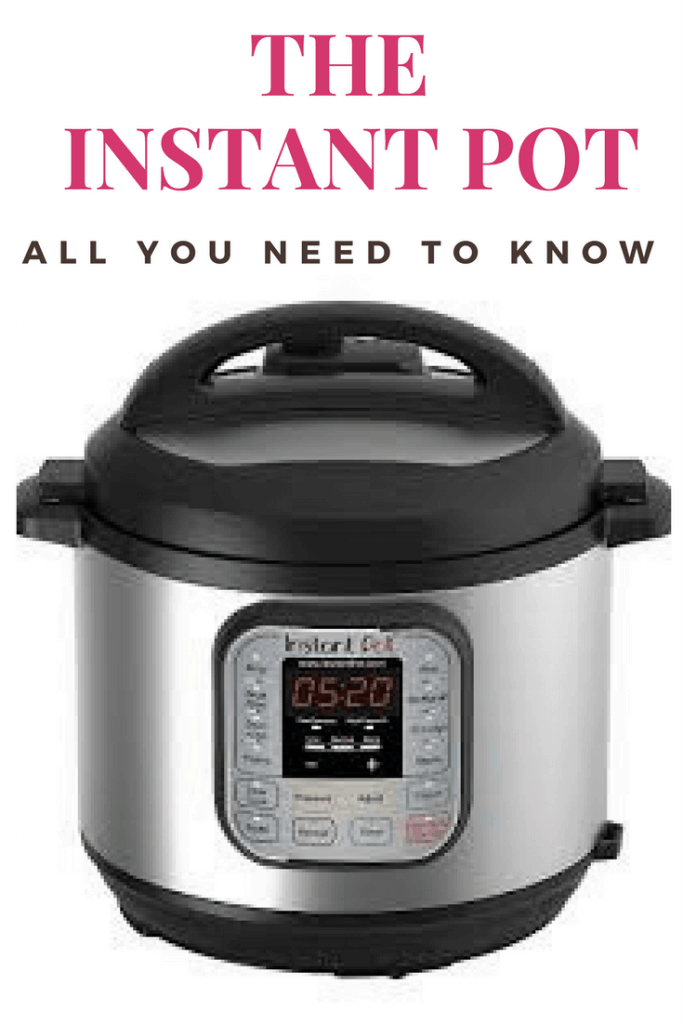 Your complete guide to Instant Pot Cooking