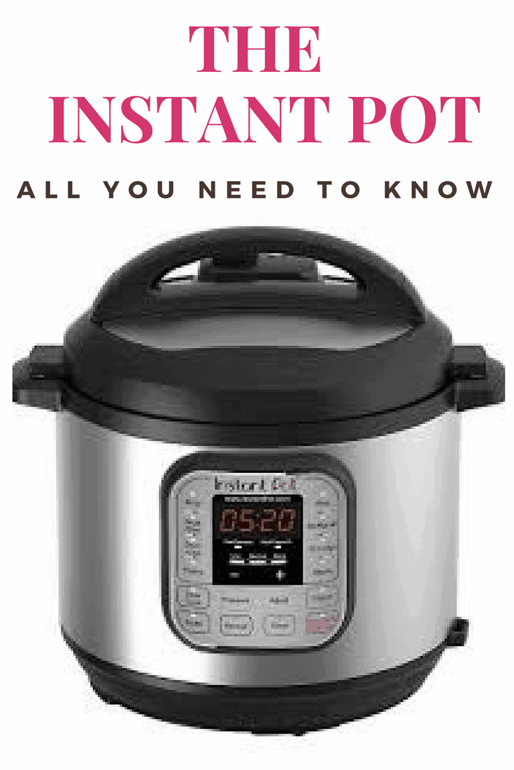 How to use an Instapot! Your complete guide to Instant Pot Cooking - This is the ultimate guide to how to use your Instapot. Call it an Instapot, Instant Pot, Pressure Cookers, whichever, you need one!