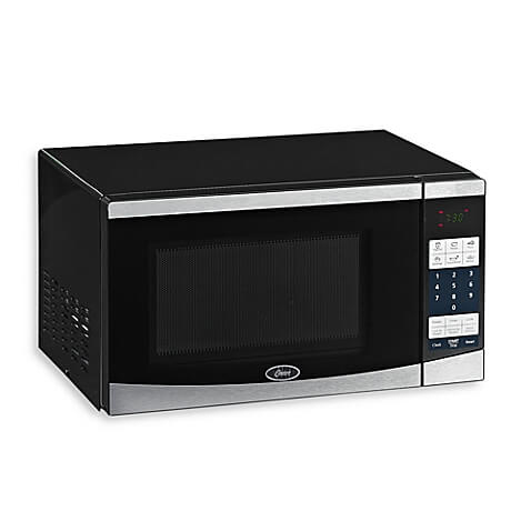 Oster Compact Microwave | The Top Graduation Gift Ideas