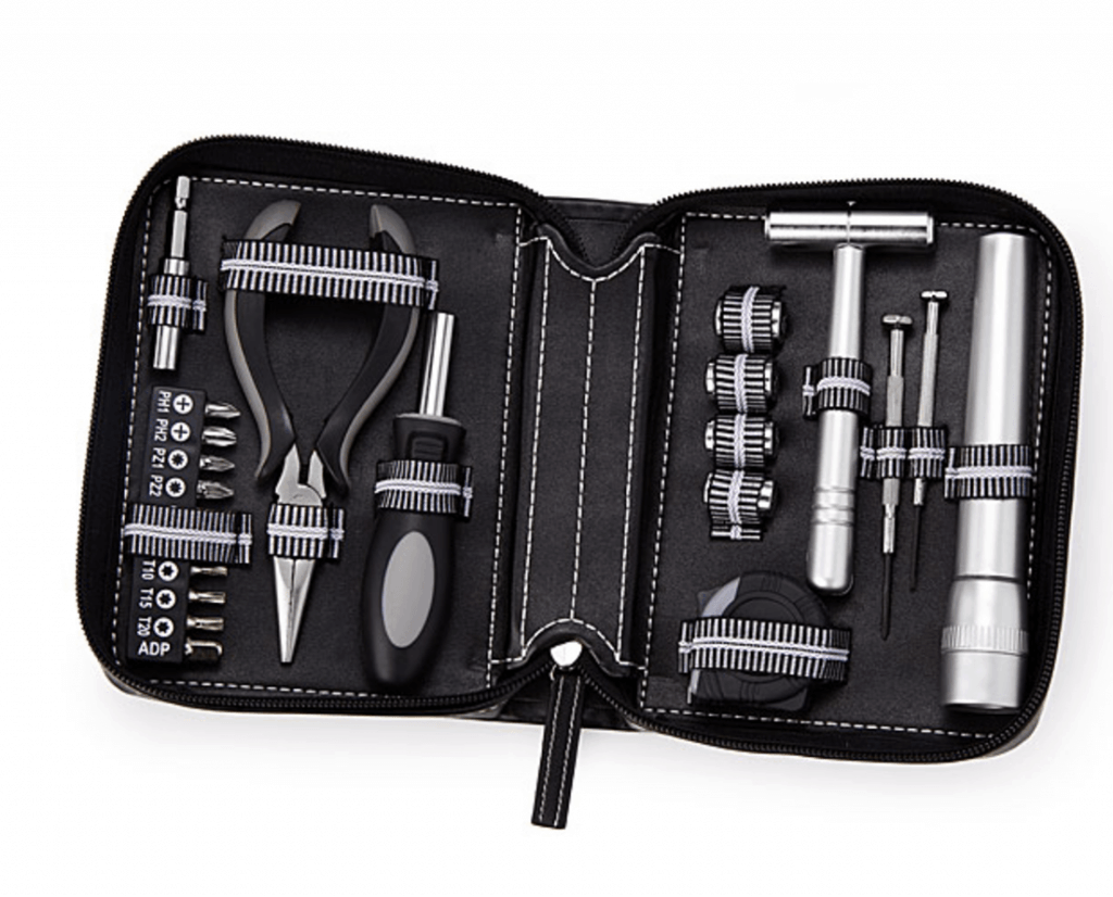 Mini tool kits make a great graduation gift