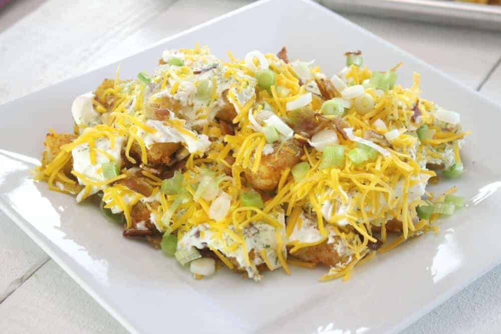 The BEST Totchos Recipe!