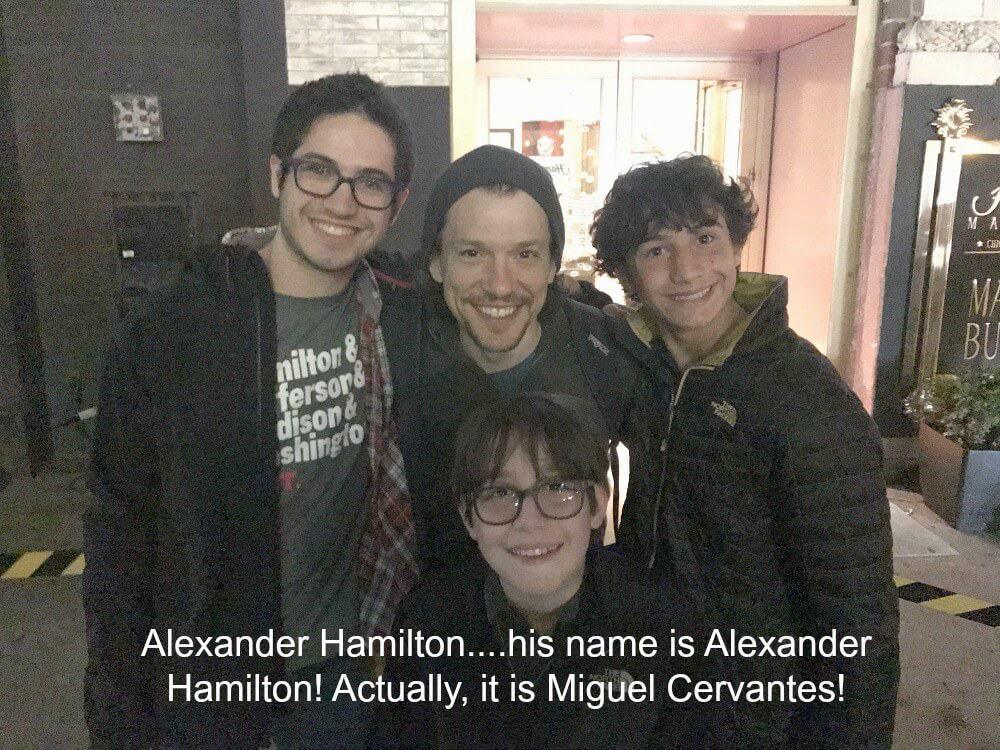 alexander Hamilton chicago