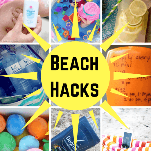 The Best Beach Hacks Around Save Time Money And Energy With These Great Tips