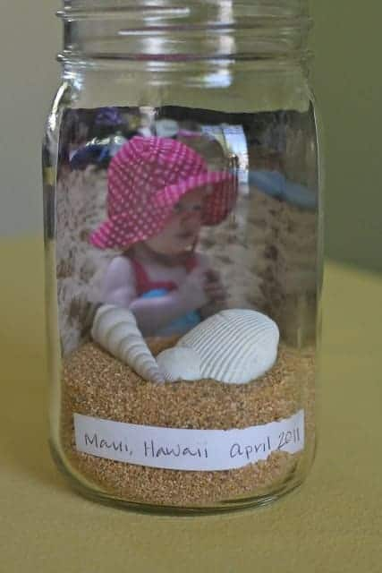 Beach in a Bottle Keepsake by The Country Chic Cottage