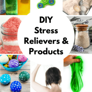 DIY Stress Relief Tips & Techniques