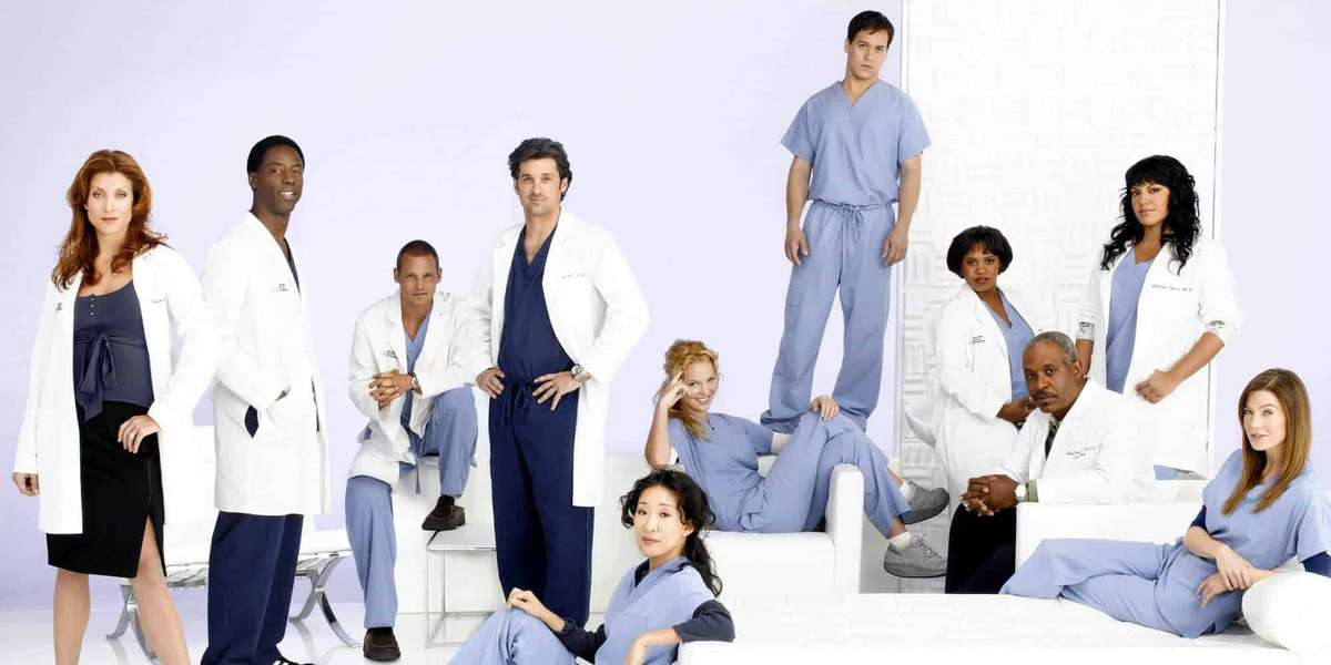 Greys Anatomy | Shows that Moms are Sneak Binge-Watching Right Now on Netflix.