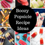 A fun twist on cocktails, these Boozy Popsicle Recipes are so refreshing and will be a hit at your next party!