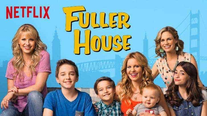 Fuller House | Shows that Moms are Sneak Binge-Watching right now on Netflix.