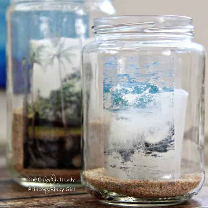 Glass Jar Image Transfer - How to Add Any Image to Glass