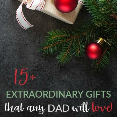 Great Gift Ideas for Dad featured image