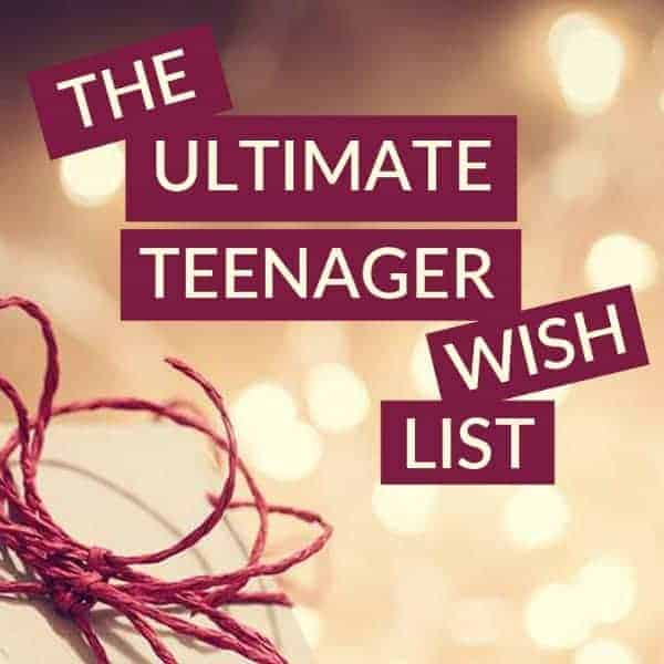 Great Gift Ideas for Teens featured image