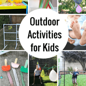 Outdoor Activities for Kids of All Ages