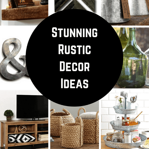 rustic home decor ideas princess pinky girl