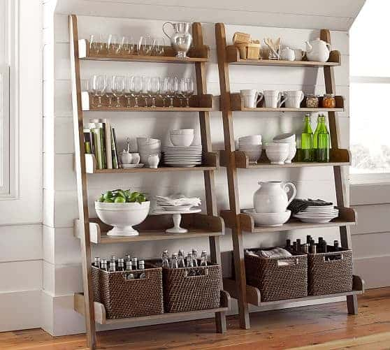 Shelves For Home Decor Ideas: Rustic Home Decor Ideas