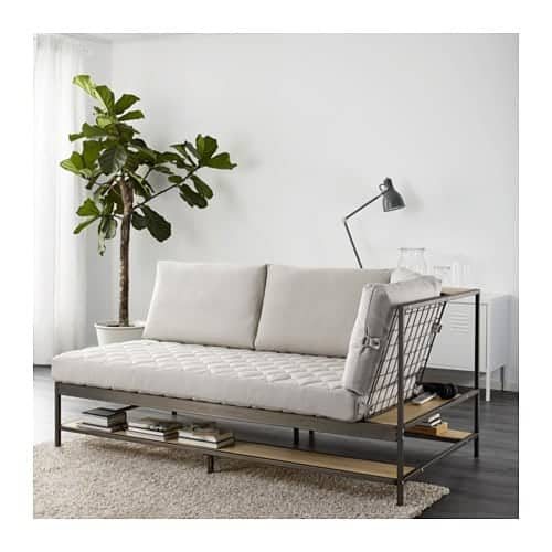 a futon is the perfect way to have the best of both worlds in a small space or dorm room