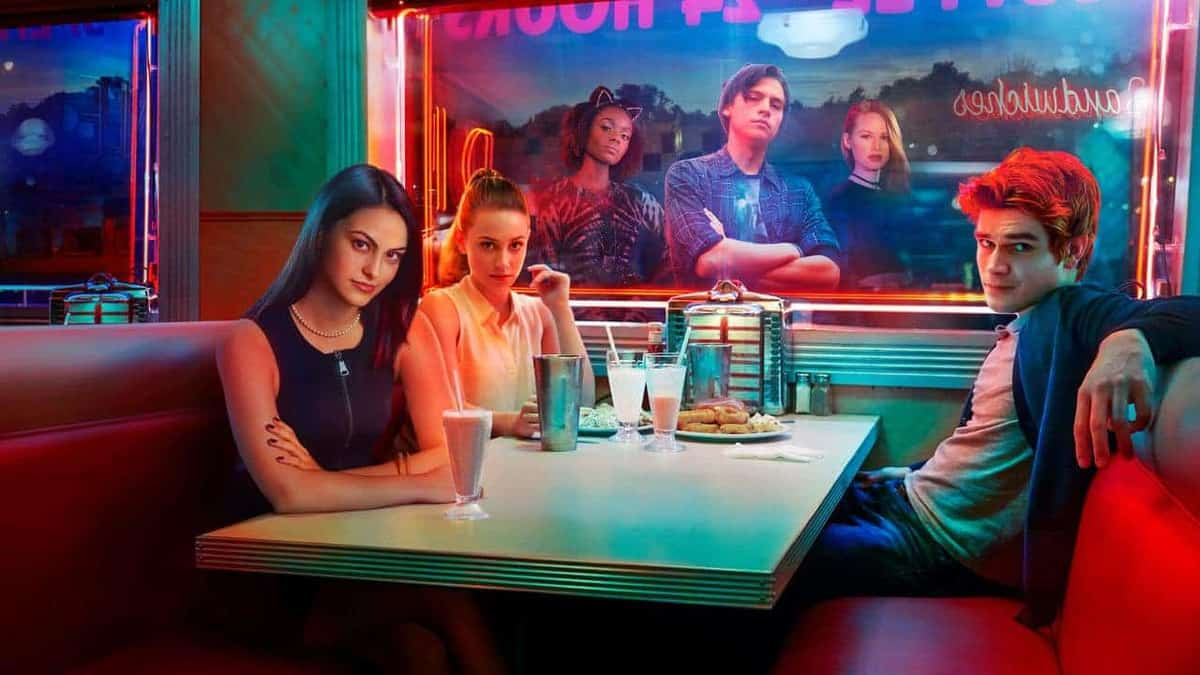 Riverdale: Shows that Moms are Sneak Binge-Watching right now on Netflix.