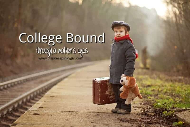 College bound from a mother's eyes
