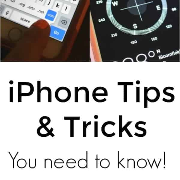 iPhone tips and trick featured image