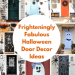 12 Frighteningly Fabulous Halloween Door Decor Ideas