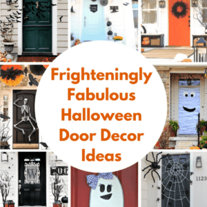 Halloween Door Decorating Ideas – Frighteningly Fabulous