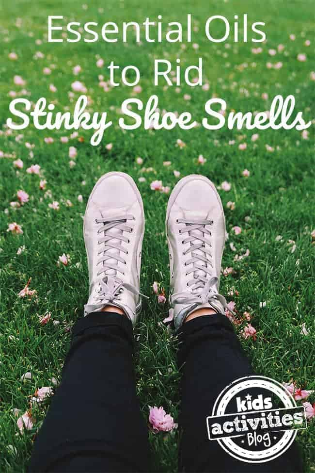 How to Get Rid of Stinky Shoe Smells | Kids Activities Blog | Smell Hacks to Will Make Your Home Amazing!