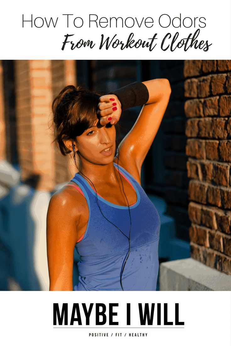 How to Remove Odor from Workout Clothes by Maybe I Will | Smell Hacks that Will Have Your Home Smelling Amazing!
