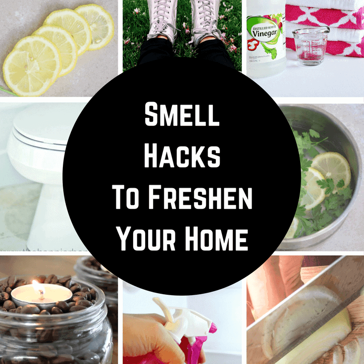 Smell Hacks That Will Make Your Home Smell Great