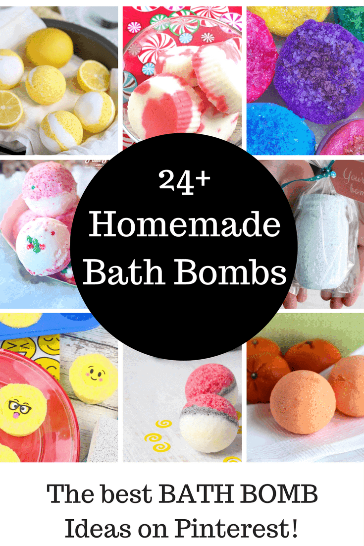DIY Bath bomb recipes are super hot right now! Lush inspired bath bombs will turn your ordinary bath into a spa, but why buy when you can DIY!