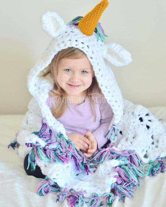 Unicorn Blanket | Dozens of Magical Unicorn Ideas for Kids of All Ages!