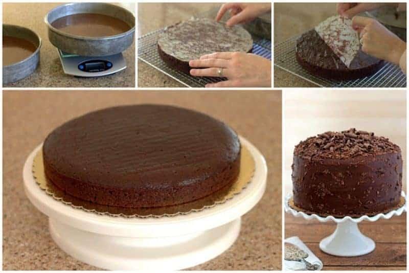 Cake Baking Tips for Layering Cakes Barbara Bakes